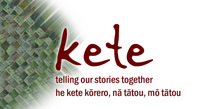 Kete logo small banner format.