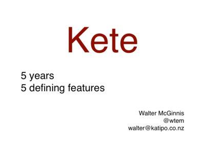 Title slide.