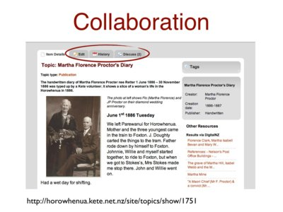 Slide 2 - Collaboration.
